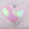 Наволочка ХАМЕЛЕОН сердце СТАНДАРТ (розовая)
