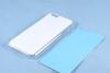 Чехол силиконовый IPhone 7 Plus прозрачный (вставка под сублимацию)