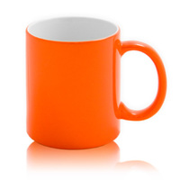 Кружка ХАМЕЛЕОН (оранжевая)