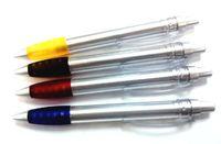 Ручка шариковая (под полиграфическую вставку) цвета в ассортименте