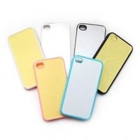 """Чехол силиконовый """"прозрачный"""" для IPhone 5/5S"""