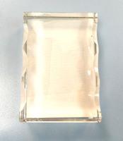 Фотокристалл ПРЯМОУГОЛЬНИК (края с выемками) 60х100х25mm