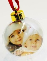 Шарик елочный (новогодний) d=78 мм