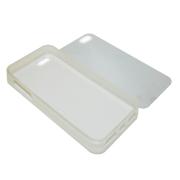 """Чехол силиконовый IPhone 6 """"прозрачный"""" (вставка под сублимацию)"""