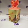 Коробка подарочная для КРУЖКИ с окном Розы с подарком
