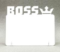 """Фоторамка металл """"Boss"""" 172x142х2мм (для сублимации)"""