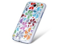 Чехол пластиковый Samsung Galaxy Note 2 n7100 для 3D машины