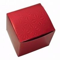 Коробка подарочная для КРУЖКИ «Красная»