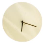 Часы стеклянные d-31см