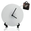 Часы стеклянные d-18см