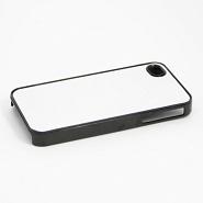 """Чехол силиконовый """"черный"""" для IPhone 5/5S"""