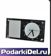 Часы горизонтальные (ЗЕРКАЛО) 230*150*5мм