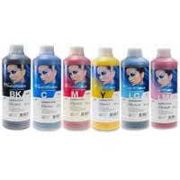 Набор сублимационных чернил (6цветов) InkTec (1л.)
