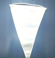 Вымпел двухсторонний треугольный (13*21см)