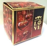"""Коробка подарочная для КРУЖКИ """"Love"""""""