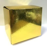 """Коробка подарочная для КРУЖКИ """"Золото"""""""