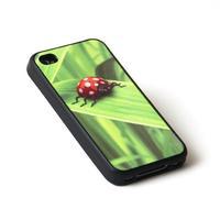 """Чехол пластиковый """"черный"""" для IPhone 5/5S"""