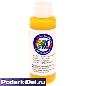 Чернила сублимационные Yellow (100мл.) Moorim