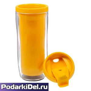 ТермоСтакан 350мл. (под полиграфическую вставку)